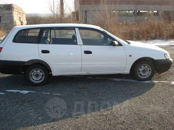 Toyota Caldina, 2002 год, 185 000 руб.