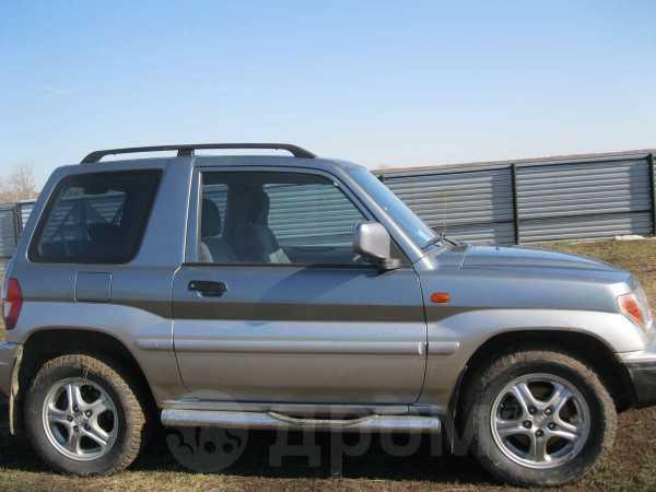 Mitsubishi Pajero Pinin, 2002 год, 370 000 руб.