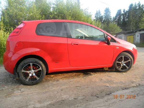 Fiat Punto, 2006 год, 250 000 руб.