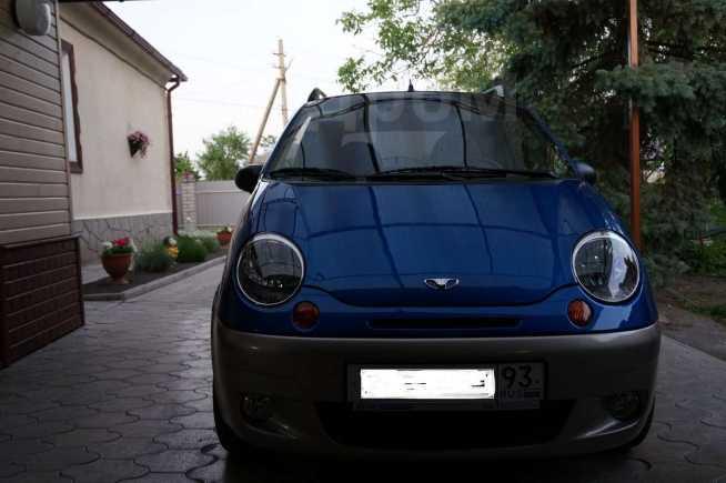 Daewoo Matiz, 2011 год, 280 000 руб.