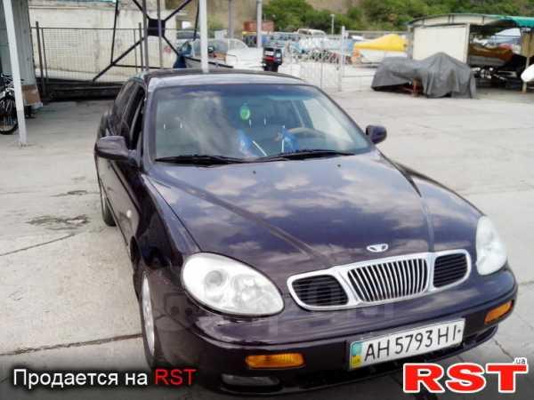 Daewoo Leganza, 2001 год, $6000