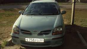 Кулунда Nissan Tino 1999