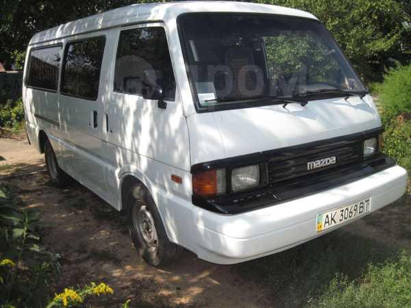 Mazda Bongo, 1988 год, 120 000 руб.
