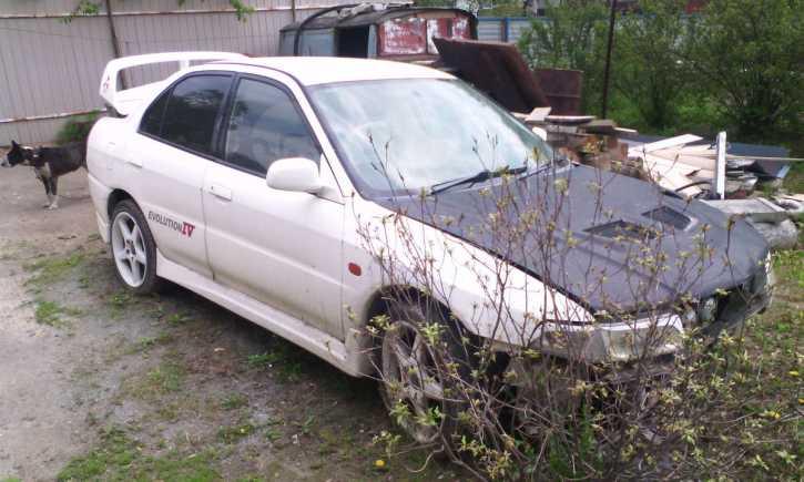 Mitsubishi Lancer Evolution, 1996 год, 140 000 руб.