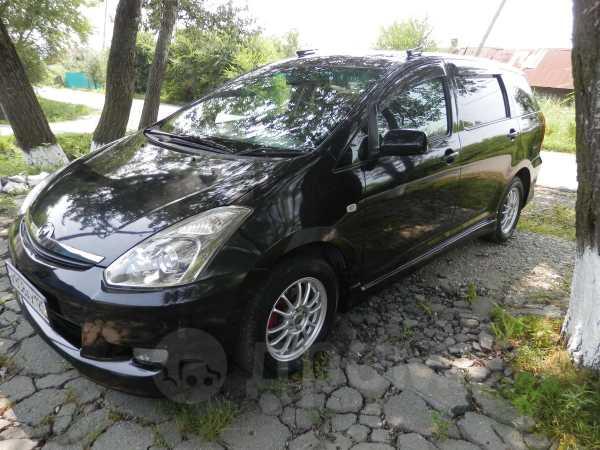 Toyota Wish, 2008 год, 475 000 руб.