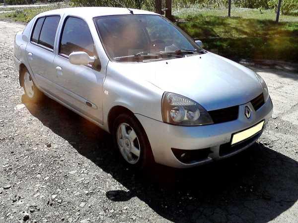 Renault Symbol, 2008 год, 226 000 руб.