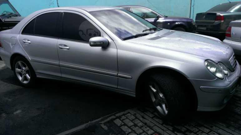 Mercedes-Benz C-Class, 2006 год, 640 000 руб.