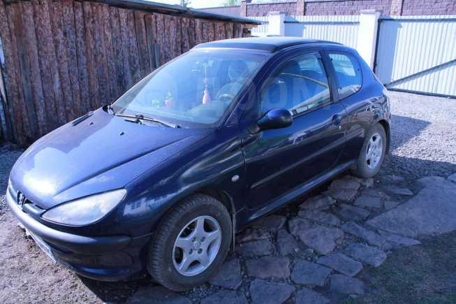 Peugeot 206, 2001 год, 170 000 руб.