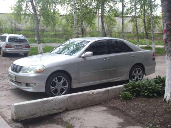Toyota Mark II, 2002 год, 300 000 руб.