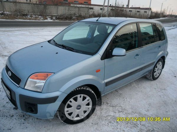 Ford Fusion, 2008 год, 300 000 руб.