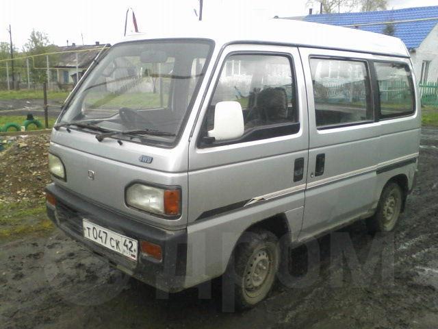 honda acty, 1990 год