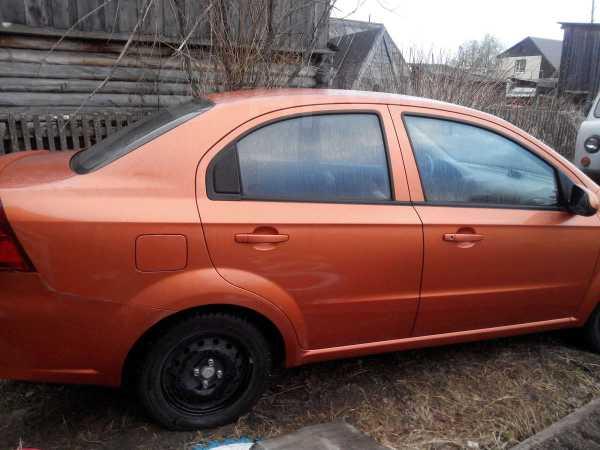 Chevrolet Aveo, 2007 год, 380 000 руб.