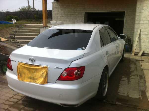 Toyota Mark X, 2006 год, 589 000 руб.