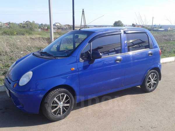Daewoo Matiz, 2005 год, 135 000 руб.