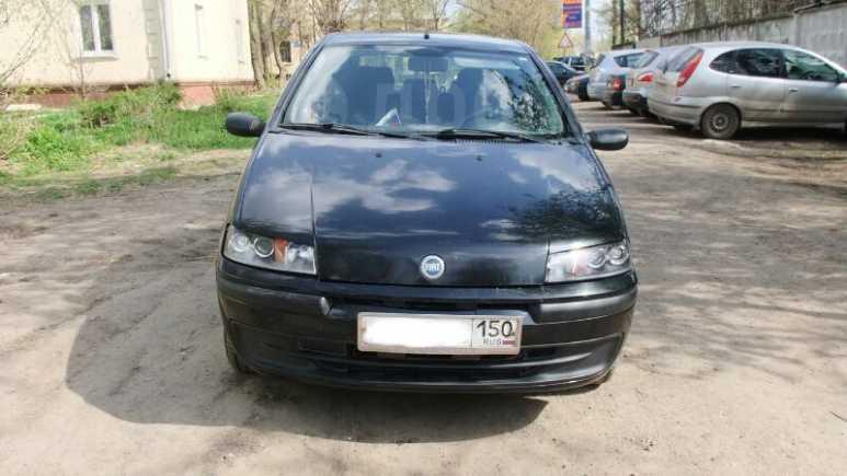Fiat Punto, 2002 год, 185 000 руб.