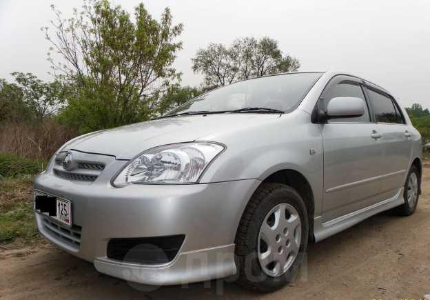 Toyota Allex, 2006 год, 330 000 руб.