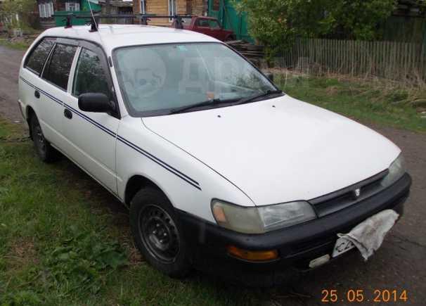 Toyota Corolla, 1997 год, 110 000 руб.