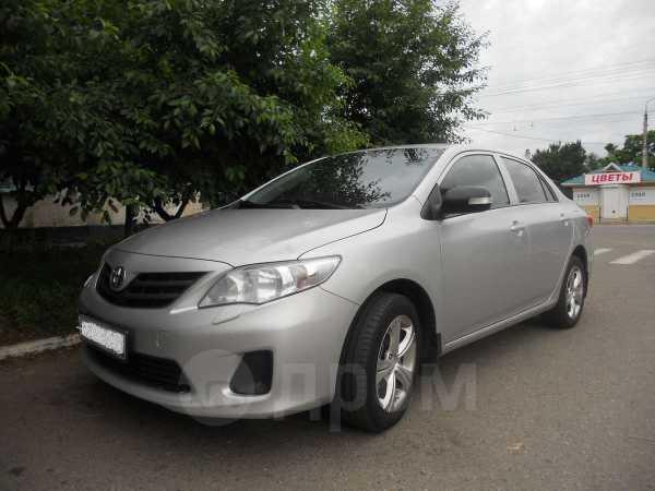 Toyota Corolla, 2010 год, 515 000 руб.