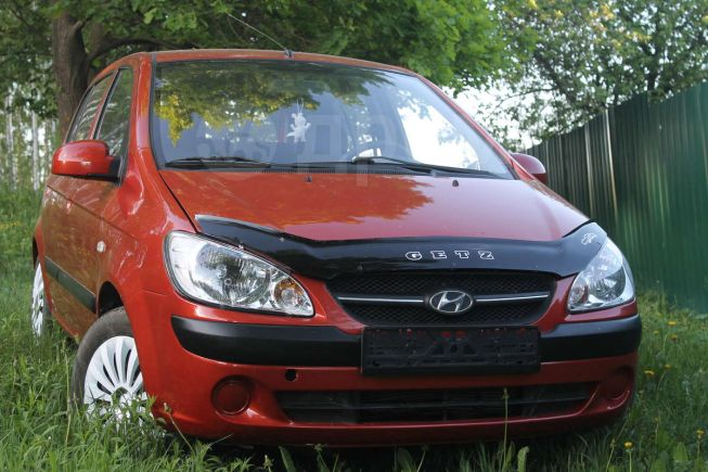 Hyundai Getz, 2008 год, 205 000 руб.