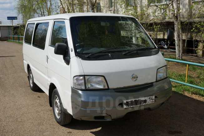 Nissan Vanette, 2004 год, 320 000 руб.