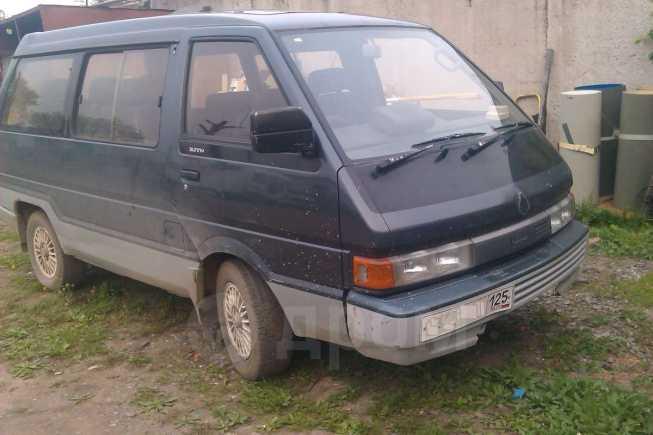 Nissan Largo, 1987 год, 45 000 руб.