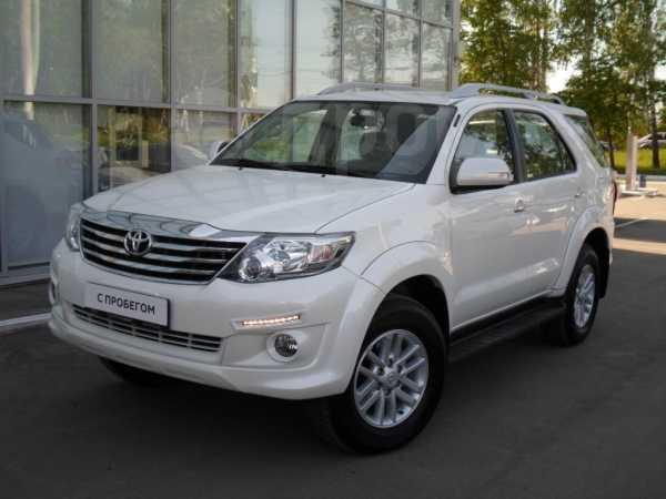 Toyota Fortuner, 2014 год, 1 750 000 руб.