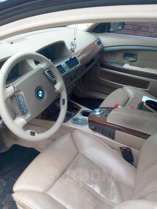 BMW 7-Series, 2003 год, 525 000 руб.