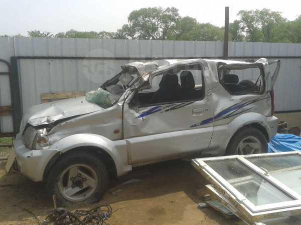 Suzuki Jimny Sierra, 2003 год, 150 000 руб.