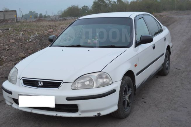 Honda Civic Ferio, 1997 год, 170 000 руб.