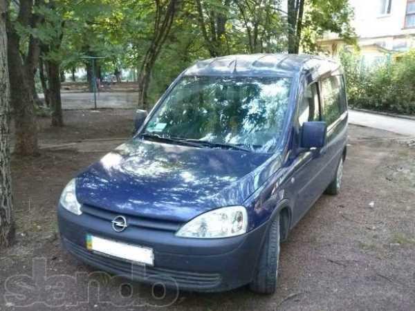 Opel Combo, 2004 год, 510 638 руб.