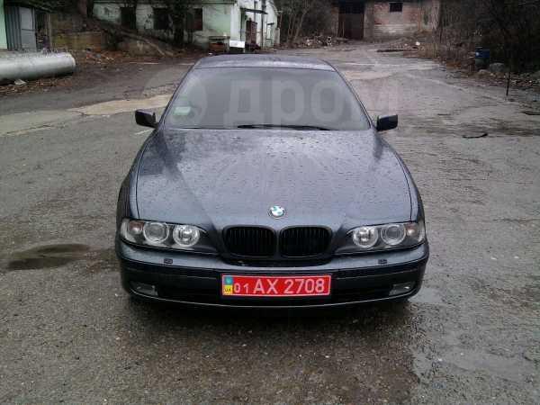 BMW 5-Series, 1997 год, $12500