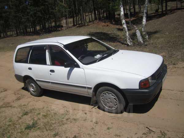 Nissan AD, 1996 год, 125 000 руб.