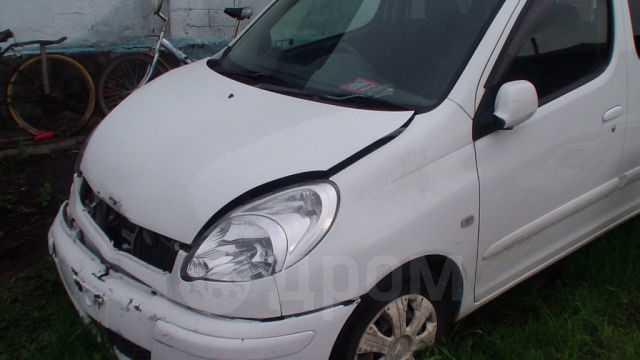 Toyota Funcargo, 2004 год, 215 000 руб.