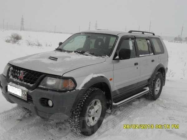 Mitsubishi Pajero Sport, 2002 год, 420 000 руб.
