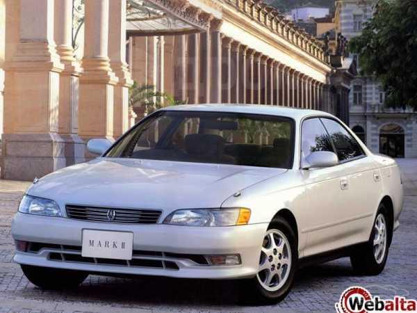 Toyota Mark II, 1993 год, 85 000 руб.