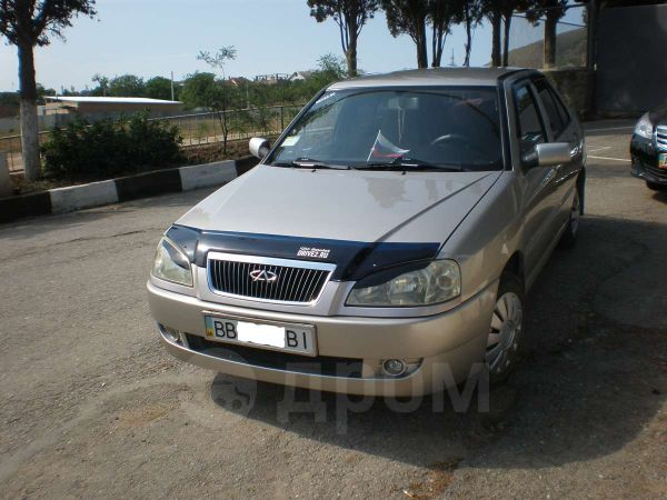 Chery Amulet A15, 2008 год, 264 123 руб.