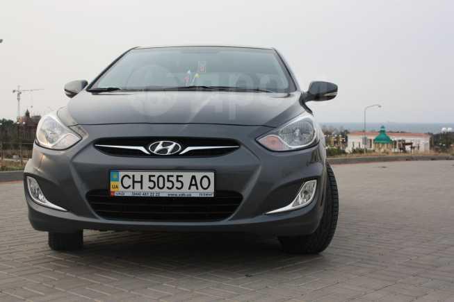 Hyundai Accent, 2011 год, $15200