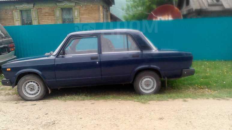 Лада 2107, 2007 год, 115 000 руб.
