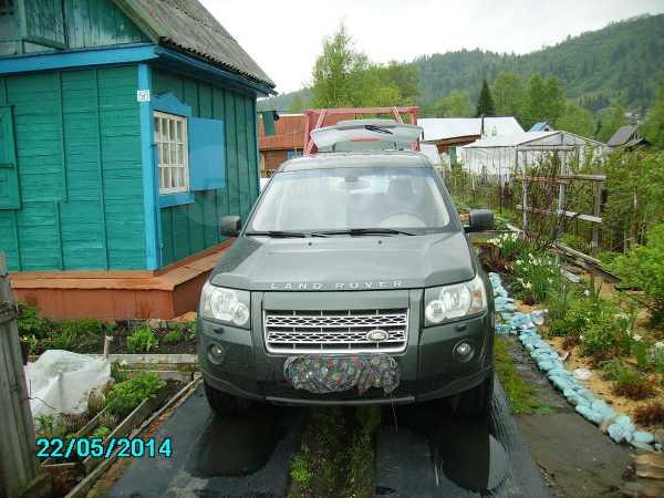 Land Rover Freelander, 2007 год, 880 000 руб.