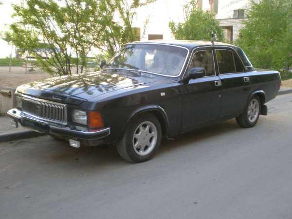 ГАЗ 3102 Волга, 1997 год, 70 000 руб.