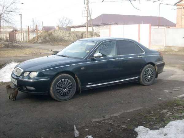 Rover 75, 2001 год, 350 000 руб.