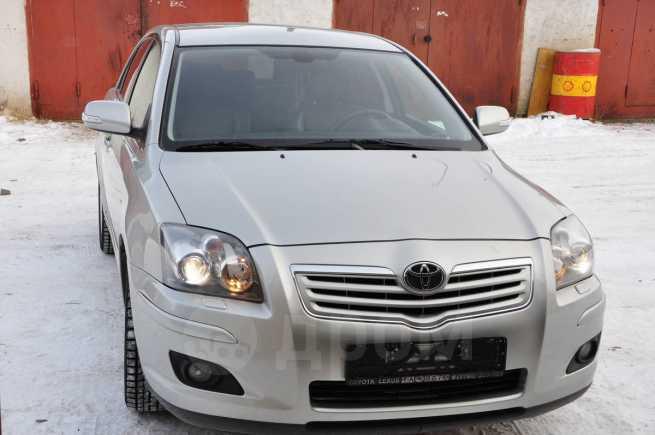 Toyota Avensis, 2007 год, 640 000 руб.