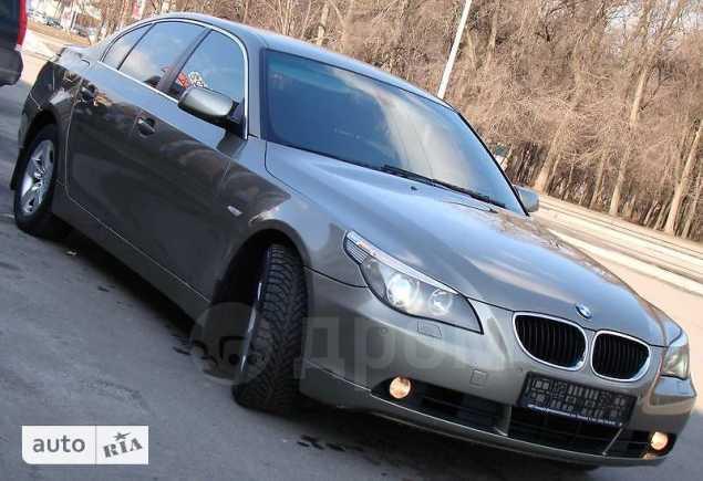 BMW 5-Series, 2005 год, 680 000 руб.
