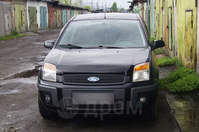 Ford Fusion, 2007 год, 280 000 руб.