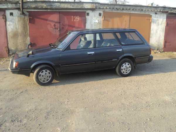 Subaru Leone, 1987 год, 80 000 руб.