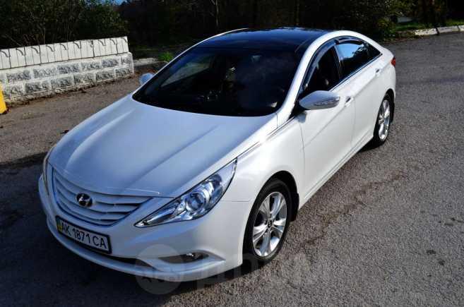 Hyundai Sonata, 2011 год, 950 000 руб.