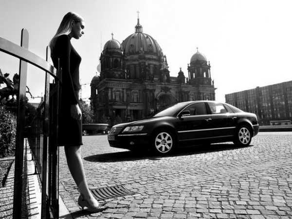 Volkswagen Phaeton, 2008 год, 2 100 000 руб.