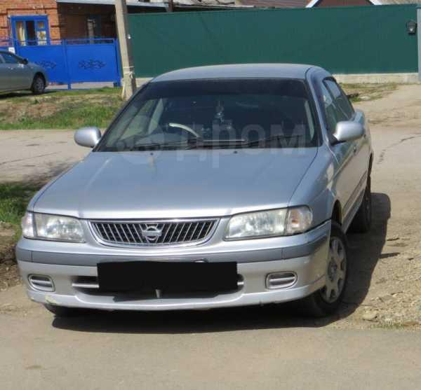 Nissan Sunny, 2000 год, 190 000 руб.