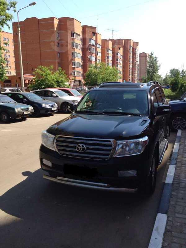 Toyota Land Cruiser, 2010 год, 2 500 000 руб.