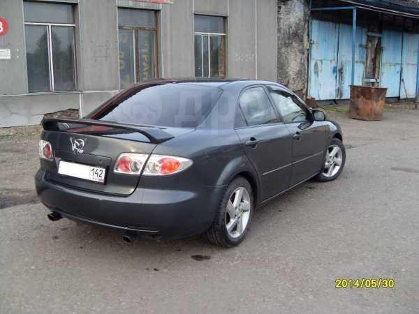 Mazda Mazda6, 2003 год, 310 000 руб.